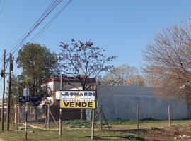 Av. San Martin esq. Los Gladiolos Lote